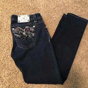 Miss Me Easy Fit Skinny Jeans
